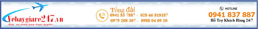 Dat Ve May Bay Gia Re 247, Đại Lý Vé Máy Bay Giá Rẻ Hàng Đầu VeBaygiare247.vn